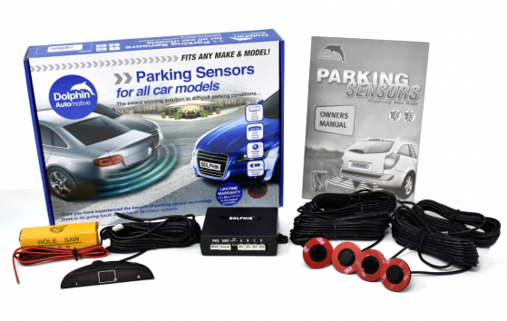 Flush Fitted Parking Sensors With Audio / Display